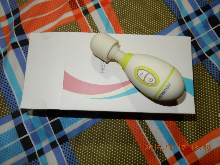 乐布林 迷你震动棒成人用品情趣跳蛋AV棒 女用器具自慰器性用品情趣玩具 紫 色 晒单图