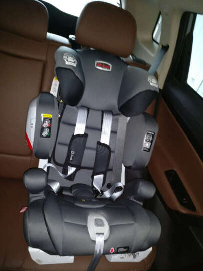 SAVILE 猫头鹰限量版Q-shift安全座椅原装布套适配v503c超级哈利 套餐立减 香芋冰激凌(限量) 晒单图