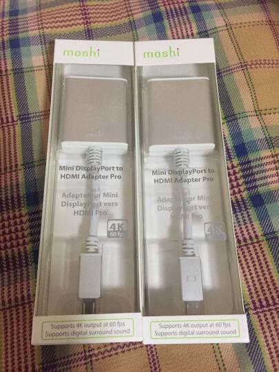 Moshi摩仕 Mini DP to HDMI 转接线(Pro版)支持刷新率60Hz  晒单图