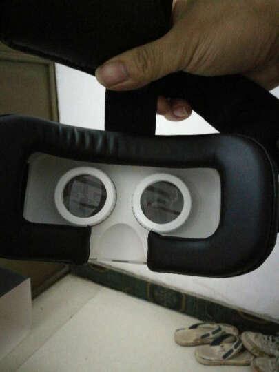 摩奇思(mokis)手机VR虚拟现实眼镜VR眼镜3D头盔暴风影音体验VR魔镜智能眼镜 VR-01 白色 晒单图