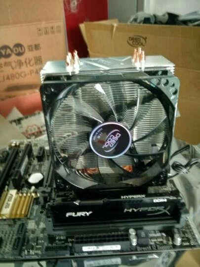 金士顿(Kingston)A400 120G SATA3 固态硬盘+骇客神条 Fury系列 DDR4 2400 16G 台式机内存(套装) 晒单图