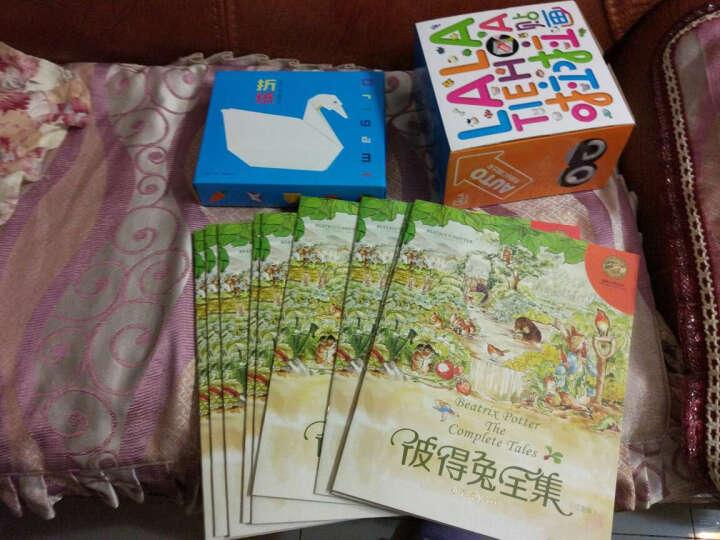 可以跳出来的贴画 啦啦贴画1200张贴画 儿童卡通贴纸益智玩具增强动手能力 12款礼盒装 晒单图