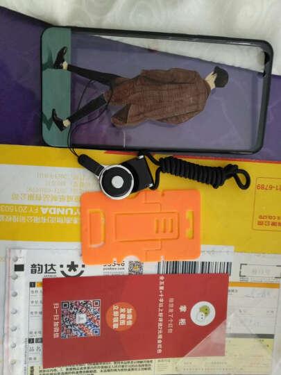 品吕口 手机壳保护套挂绳防摔透明情侣男女 适用于 vivo X7Plus 5.7吋 XW 菠萝草莓 晒单图