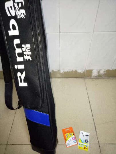 瑞豹(Rimbato) 鱼竿包加厚1.2米渔具包鱼竿包钓鱼包单层台钓包台竿包长包垂钓渔包 图片色 红色1.2米单层无支架鱼竿包 晒单图