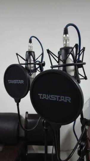 得胜 TAKSTAR 得胜(TAKSTAR) TPS-1 大号广播双层防喷网/防喷罩 晒单图