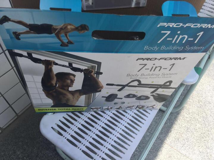 美国ICON爱康7合1健身组合 健腹轮 俯卧撑 引体悬挂器 晒单图