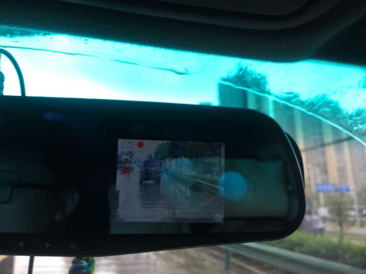 丁威特后视镜行车记录仪高清 夜视双镜头货车倒车影像一体机 1080P前后双录车载行程行驶 32G+双镜头版+倒车影像停车监控 晒单图