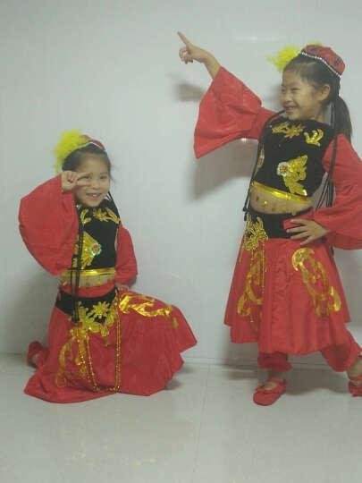 儿童舞蹈鞋女童舞蹈鞋软底练功鞋芭蕾鞋幼儿猫爪鞋体操鞋跳舞鞋 抽绳款粉色 25 晒单图