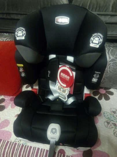 SAVILE 猫头鹰汽车儿童安全座椅9个月-12岁isofix/latch接口可调节加厚侧防超级哈利 复活石 晒单图