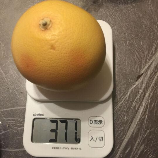 美果汇 进口红肉西柚6枚礼盒装葡萄柚 柚子新鲜水果 晒单图