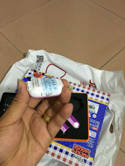 小天才电话手表Y02 铠甲勇士定制款 防水版 蓝色 儿童智能手表360度安全防水 学生定位手机 电话手表  男孩 晒单图