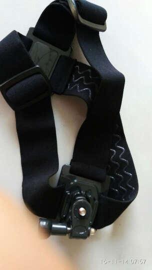 雄迈(XM) 户外骑行防水运动摄像机 智能wifi网络夜视监控设备套装摄像头 摩托行车记录 配件-圆管支架 晒单图