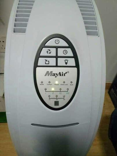 美埃(MayAir)英国空气净化器家用商用纳米光触媒负离子净化除甲醛PM2.5除雾霾301 机器+备用滤网 晒单图