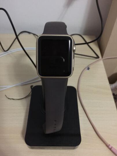 绿联 MFi认证 苹果手表无线磁力充电器 iwatch3/2/1代充电数据线 apple watch配件底座 手机平板支架 30494 晒单图