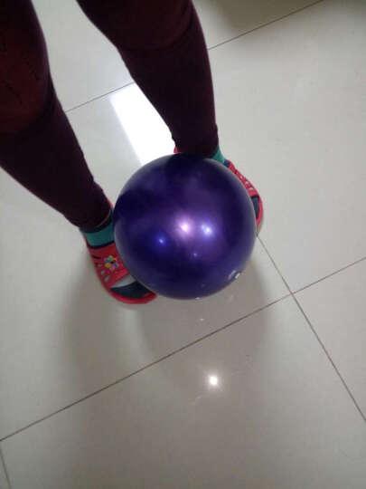 易来易趣锁边瑜伽垫 男女初学者双人185*80加厚加宽NBR防滑健身仰卧起坐垫舞蹈垫儿童垫 升级款锁边 紫色 双人183*80*1.0cm 晒单图