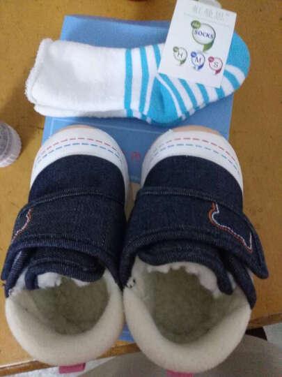 婴儿袜子鞋子钩针编织图解
