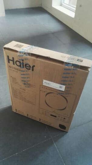海尔(Haier)电磁炉七大烹饪十档火力C21-H1107 晒单图