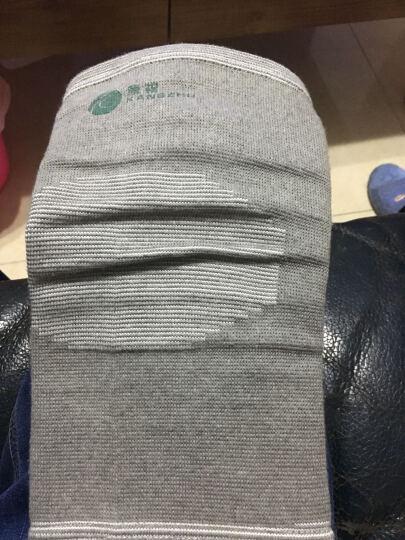 康祝护具远红外护腰带 护膝保暖 礼品穴位图 晒单图