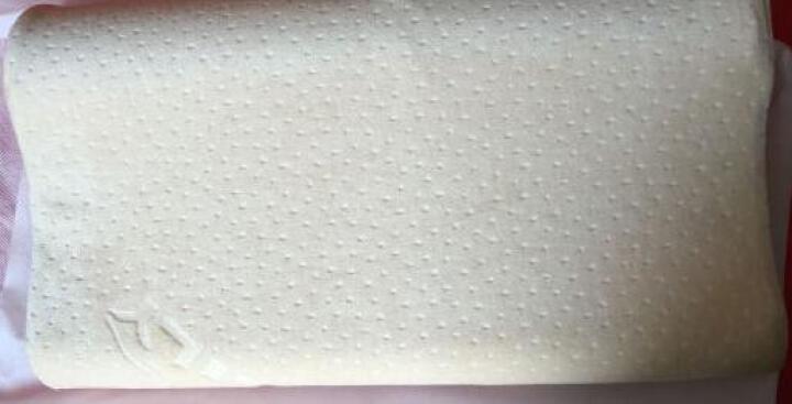 眯狸 记忆枕 慢回弹儿童婴童护颈枕头 记忆枕芯 星梦儿童枕(45*25*8/5cm) 晒单图