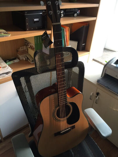 法丽达(Farida) 法丽达单板民谣木吉他面单弹唱指弹D10/R10系列原声电箱41寸 云杉木D-10L左手用琴单板41寸 晒单图