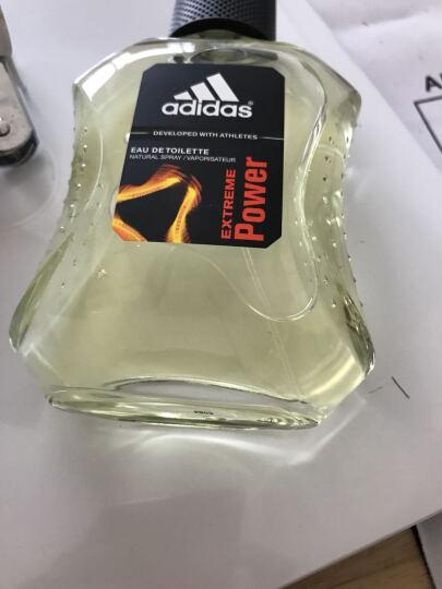 西班牙 阿迪达斯(Adidas)男士香水 炫能男款运动型 持久清新淡香 100ml 西班牙原装进口 晒单图