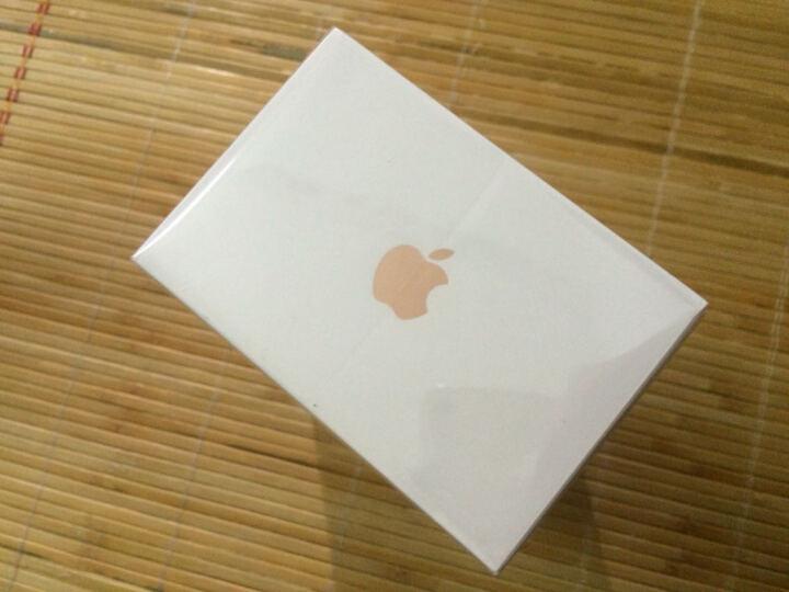 Apple iPhone7 苹果7 新品 移动联通4G IP67级防水手机 玫瑰金色 128GB港版 晒单图