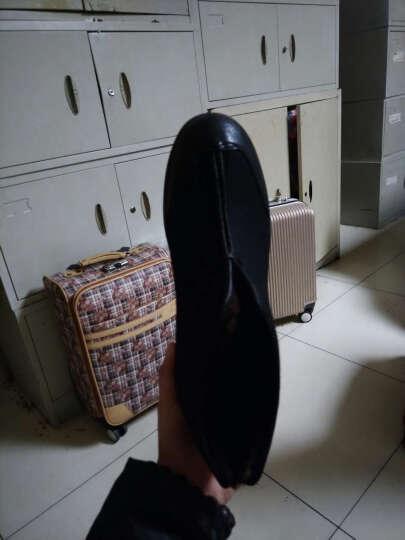 颐福元老北京布鞋冬季妈妈鞋棉鞋女中老年棉靴高帮老人鞋保暖防滑 32蓝色 40 晒单图