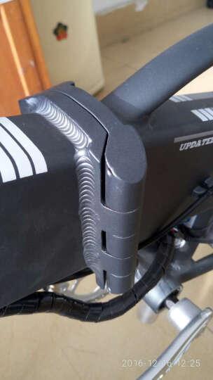 正步(ZB) 新国标电动自行车男女士成人代步迷你折叠电瓶车锂电池小型代驾助力电单车 20寸14AH至尊版/黑色 晒单图