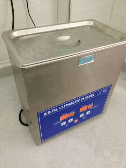 超声波清洗机 PS-G20A 口腔器械拔牙钳牙科手机清洗器 5L 带加热功能 晒单图