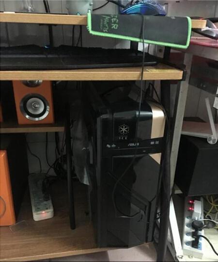 星俹 电脑主机台式机2G独显酷睿i3七代四核AMD办公家用商务游戏台式电脑整机 A6-7400K/8G内存/120G固态 台式主机+27显示器 晒单图