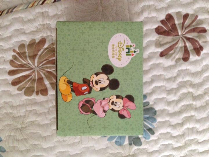 迪士尼 Disney 宝宝鞋子软底学步鞋 男童女童鞋幼儿童叫叫单鞋0851桃红130cm 晒单图