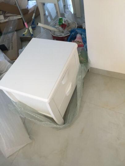 春巢家居(CHUNCHAO) 实木床  双人床1.2 1.5 1.8米床 气高箱储物床 单床【柚木色】 1.2*2米---标准床 晒单图