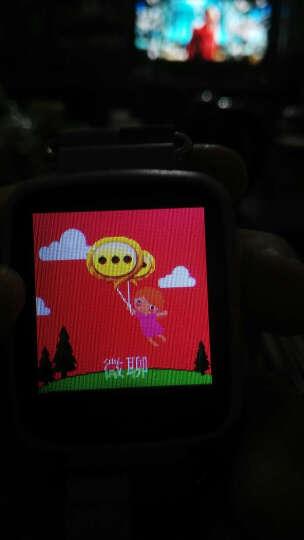 柒客儿童电话手表学生有电信版 电信按键版-粉色(大彩屏+生活防水) 晒单图
