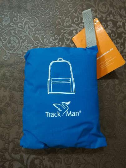 自游人 Trackman 皮肤包背包 可折叠皮肤包压缩随身包 户外双肩包 男女通用便携包 蓝色 晒单图