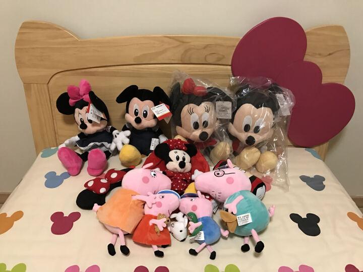 迪士尼(Disney)儿童幼儿园玩具米老鼠书包 毛绒玩具 儿童书包(米妮) 晒单图