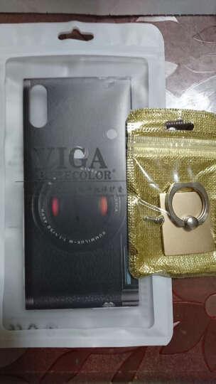 卫甲 【送指环支架】手机壳手机保护套 适用于索尼Xperia XZ/F8332彩绘外壳 油画家园 晒单图