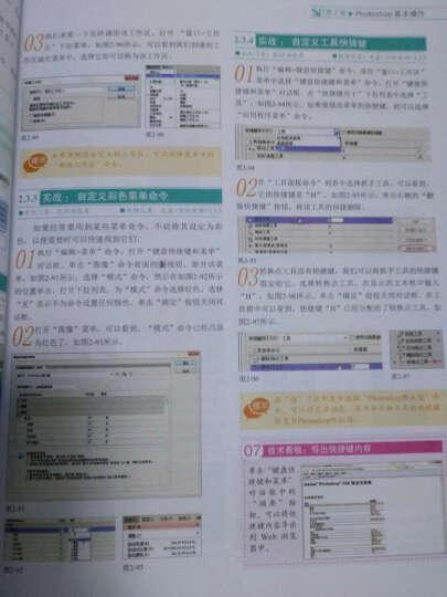 中文版Photoshop CS6完全自学教程(附光盘) Photoshop入门必选图书  晒单图