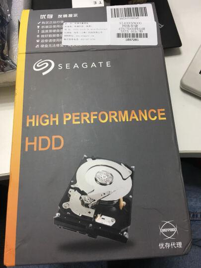 希捷(SEAGATE) 4TB 5900转64M SATA3 网络存储(NAS)硬盘(ST4000VN000) 晒单图