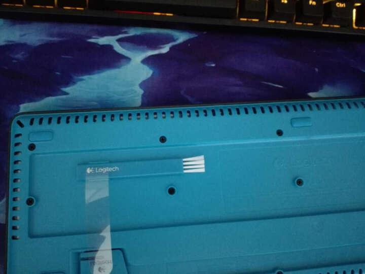 罗技(Logitech)K310 有线水洗键盘+LS1 激光鼠标(白色) 键鼠套装 晒单图