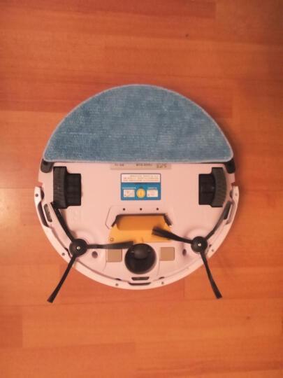 ilife ILIFE V3智意升级版扫地机器人拖地机智能吸尘器家用 自动充电薄静音擦地机 珍珠白 晒单图