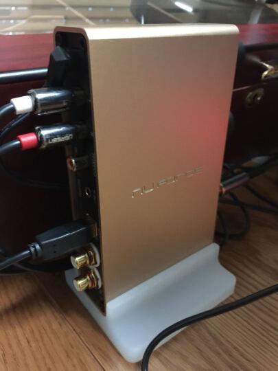新智 (NuForce) Icon HDP 综合功放 解码器/转换器 耳放 音频解码器 金色 晒单图
