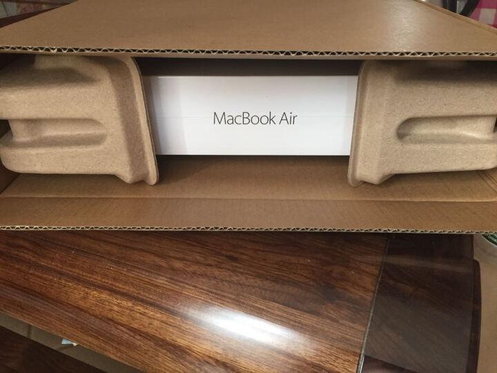 Apple MacBook Air 13.3英寸笔记本电脑 银色( Core i5/8GB内存/128GB固态硬盘 MMGF2CH/A) 晒单图