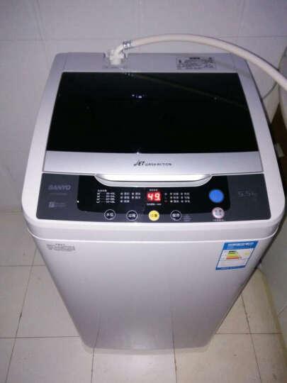 三洋全自动洗衣机安装步骤