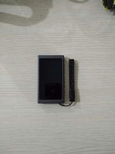索尼(SONY)NW-A55 MP3无损音乐播放器 高解析度Walkman随身听 灰黑色 晒单图