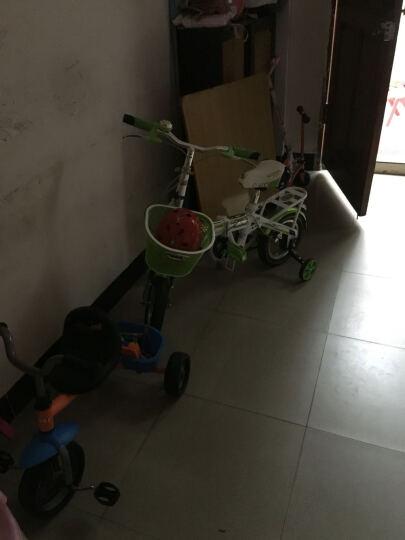 宝贝龙 小孩子儿童自行车知更鸟儿童折叠自行车学生小孩子12/16寸便携单车童车多省包邮 知更鸟绿色带辅助轮 12 晒单图