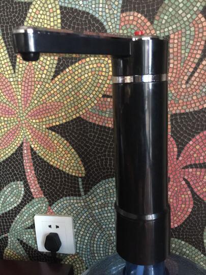 拜杰(Baijie)电动压水器抽水机上水器 USB可充电式桶装水抽水器 HV-68蓝色 晒单图