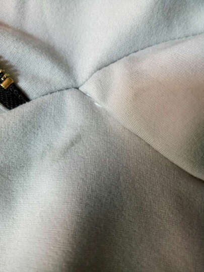 短外套女春秋季长袖修身女士小西服2017新款女装韩版百搭时尚上衣简约休闲女士小西装 灰色 L 晒单图