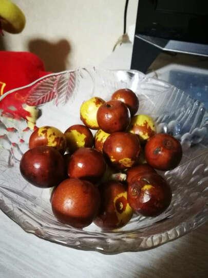 陕西大荔冬枣 2.5kg 冰糖脆甜青枣子贵妃蜜枣 新鲜水果 晒单图