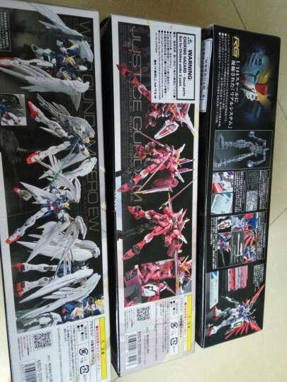万代(BANDAI)高达Gundam拼插拼装模型玩具RG 25 1/144独角兽敢达0216741 晒单图