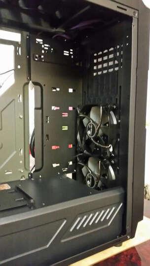 安钛克(Antec)GX909 军绿色 中塔机箱(支持ATX主板/支持超长显卡/顶部开关鳍片/吃鸡电脑台式主机机箱) 晒单图